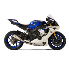 HP CORSE EVOXTREME Racing Slip-on Exhaust with Link Pipe for the Yamaha R1 2015+