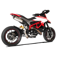 HP CORSE EVOXTREME Slip-On For Ducati Hypermotard 821 and 939