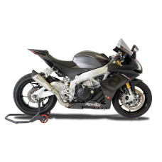 HP CORSE EVOXTREME High Mount Racing Slip-on Exhaust For Aprilla RSV4 (2015-2016)
