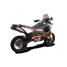 HP CORSE EVOXTREME Slip Ons for KTM 990 Adventure