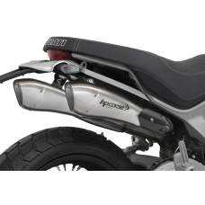 HP CORSE HYDROFORM Racing Slip Ons For Ducati Scrambler 1100