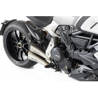 HP CORSE Hydroform Short R Slip On For Ducati XDiavel