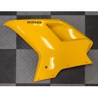 Used - Ducati Yellow Left Side OEM Fairing for Ducati 1198