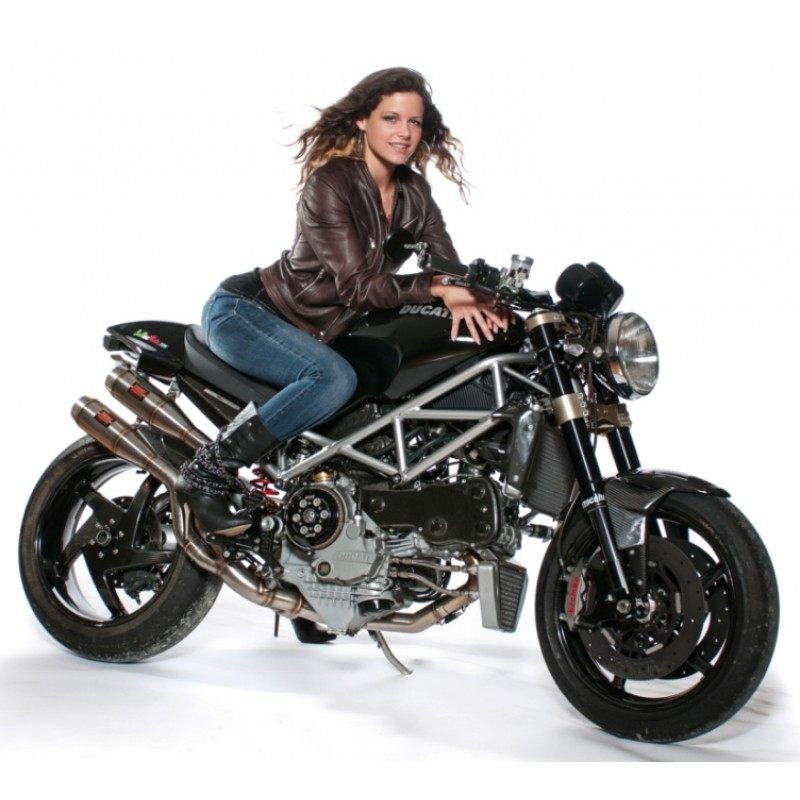 Competition Werkes (BellissiMoto Exclusive) Full Exhaust for Ducati