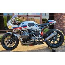2018 BMW R NineT Cafe Racer Custom!