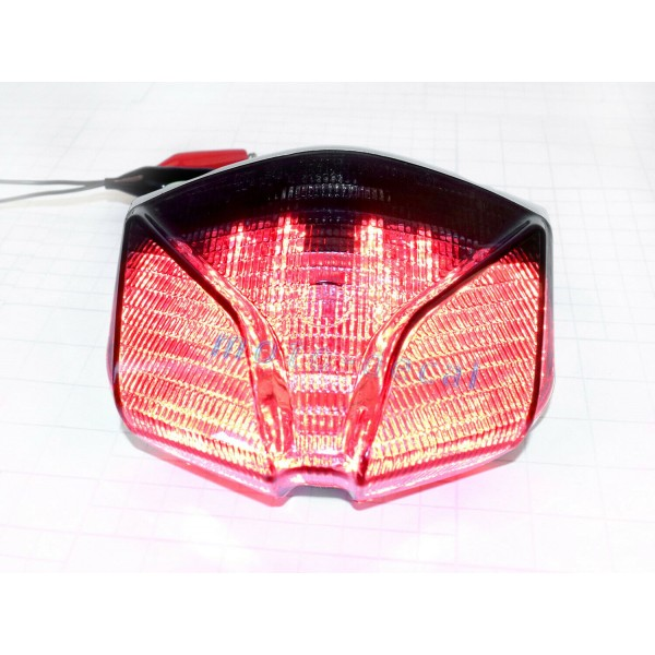 CLOSEOUT!!! Integrated Taillight - MV Agusta F4 and Brutale (B4) models 1999-2009