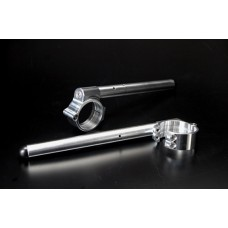 AELLA Aluminum Sport Clip On Handle Bars for Ducati 749/999