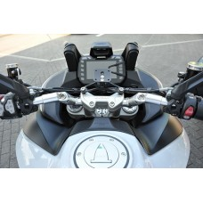 AELLA Aluminum Variable Handle Bar (Multistrada 1200 DVT) '15 ~