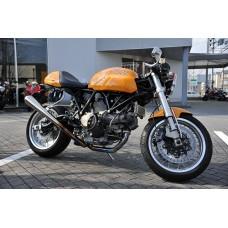 AELLA Full Titanium Exhaust System for Ducati Sport Classic