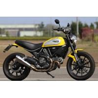 AELLA Exhaust Silencer for Ducati Scrambler 800