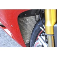 AELLA Radiator Guard Set - Upper and Lower - For Ducati Panigale