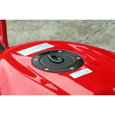 AELLA Gas Cap Cover - Manufacturer Seconds - Ducati most Older models