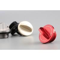 AELLA Oil Filler Cap for Ducati Honda Kawasaki Triumph and Yamaha - M20x2.5