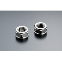 AELLA Titanium Ride Height Linkage Rod Nuts for Ducati 848 / 1098 / 1198 and Streetfighter