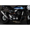 AELLA Full Titanium Exhaust for Kawasaki Z900RS / Cafe