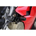 AELLA Frame Slider Kit For the Ducati Panigale V4 / S / Speciale