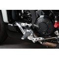 AELLA Rearsets for the Ducati XDiavel