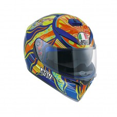 AGV K-3 SV FIVE CONTINENTS HELMET