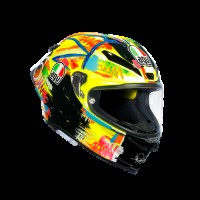 AGV PISTA GP R LIMITED EDITION ROSSI WINTER TEST 2019 HELMET