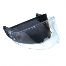 6D ATS-1 Face Shield / Visor - Dark Smoke