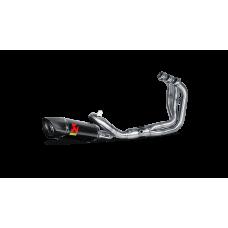 Akrapovic Carbon Fiber Racing Exhaust System Yamaha FZ-09 / MT-09 / FJ-09 / XSR900