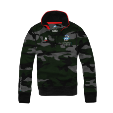 MV Agusta Reparto Corse Official Team Wear - Camoflage Short Zip Pullover
