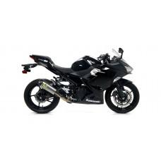 Arrow Exhaust for the Kawasaki Ninja 400 2018/2021