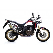 Arrow Exhaust for the Honda CRF 1000L Africa Twin 2016-2019