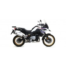 Arrow Exhaust for the BMW F 850 GS 2018/2020
