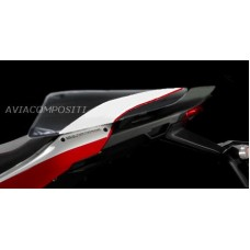 "AviaCompositi Carbon Fiber Solo Tail Cowl ""PIKES PEAK"" for Ducati Multistrada 1200 (2010-2014)"