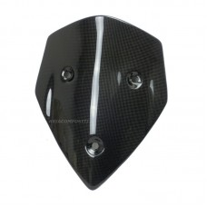 AviaCompositi Carbon Fiber Windscreen Type 2 for Ducati Multistrada 1200 (2010-2012)
