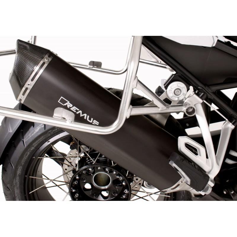 Remus Blackhawk Slip On System BMW R1200GS (13-16) R1200GS