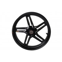 BST Rapid TEK 5 Split-Spoke Carbon Fiber Front Wheel for the Ducati 1199 / 1299 / V4 Panigale and Superleggera 3.5 x 17