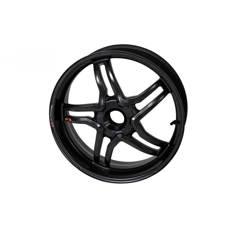 Bst Rapid Tek 5 Split Spoke Carbon Fiber Rear Wheel For The Ducati