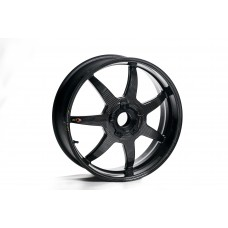 BST Carbon Fiber 7 Spoke Mamba Rear Wheel for the MV Agusta  6 X 17  F4 750/F4 1000/1078/1090 & F3/675/800