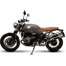 Termignoni Shotgun style Exhaust for BMW R NINET