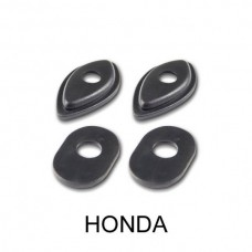 Barracuda Bracket For Indicator (Honda, Kawasaki, and Suzuki)
