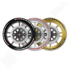 Barracuda Wheel Stripe Kits