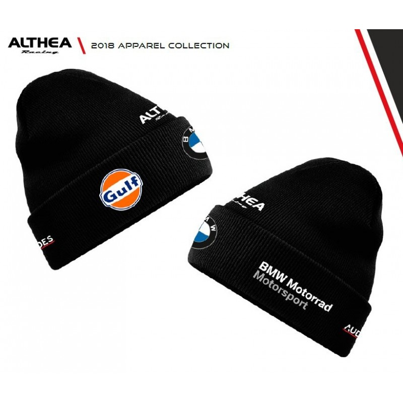 366906398 Althea Racing BMW WSBK Official Team Wear - Winter Fleece Beanie