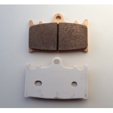 Beringer Sintered Brake Pads for Axial Mount 4 Piston calipers