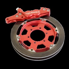 Beringer Aerotec 4D Dual Disc Brake Kit