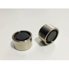 Beringer TiMagP27 27mm Titanium Pistons with Magnets for Beringer 2 and 6 piston calipers
