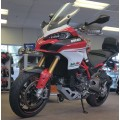 2016 Ducati Multistrada 1200 Pikes Peak (DVT engine) - only 3200 miles!!! Lots of fun!!!