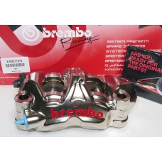Brembo Racing 108mm Monobloc P4 34/38 Nickel Cadmium Racing Calipers