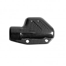 Carbon4us Carbon Fiber Vertical Mounted Rear Master Cylinder Cover for Ducati