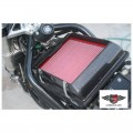Carbon4us Carbon Fiber Open Airbox Top for 02-08 Ducati Monster