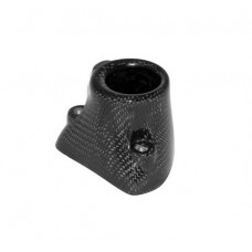 Carbon4us Carbon Fiber Key Cover for Ducati Monster (02-08) and Hypermotard 1100/796