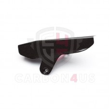 Carbon4us Carbon Fiber Front Chain Guard for Ducati Monster S4R / S4RS / S4RT / S2R