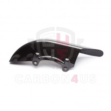 Carbon4us Carbon Fiber OE Style Rear Chain Guard / Sprocket Cover for Ducati Monster S4R / S4RS / S4RT / S2R