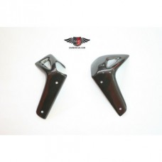 Carbon4us Carbon Fiber Radiator Guards for Ducati Monster S4 / S4R / S4RS / S4RT